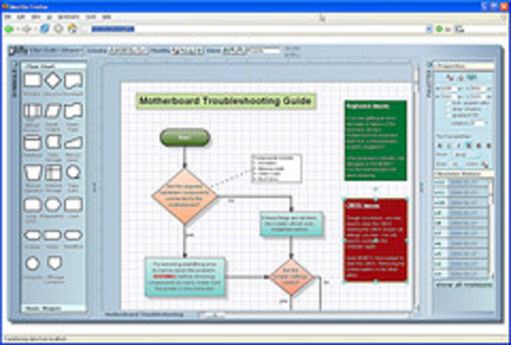 Ms visio software